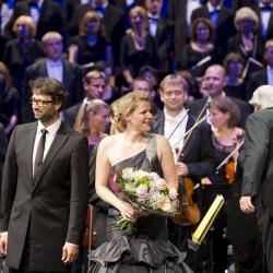 Sopran BIanca Koch singt Iphigenie in Aulis im Staatstheater Nürnberg