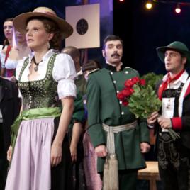 Sopran Bianca Koch singt in Theater Altenburg der Vogelhändler