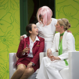 Le nozze di figaro im Theater Neuhausen.